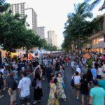 ハワイ最大のお祭り、アロハフェスティバルを絡めてワイキキにも滞在!