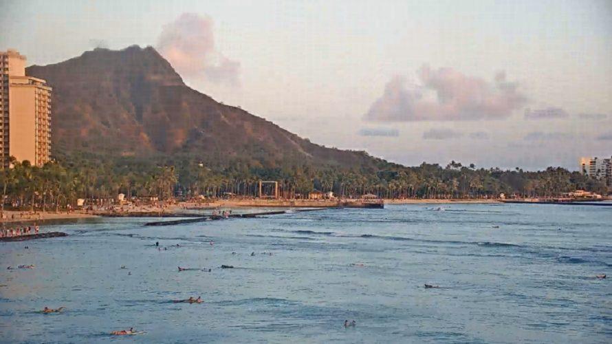 2019.5.1  ハワイの最も艶っぽい時間