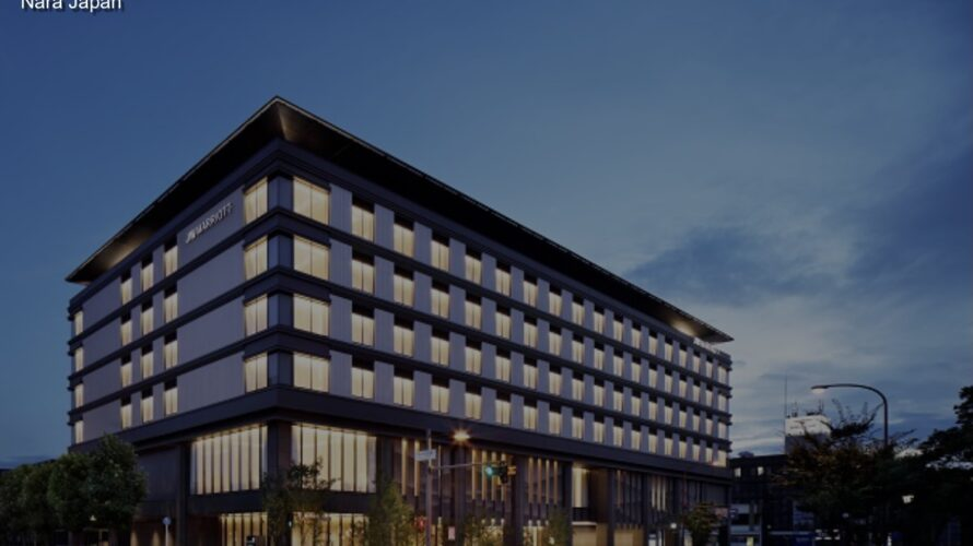 Explorer CollectionのHotel & Luxury Redidences にJWマリオットホテル奈良が追加!