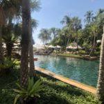 JWマリオット・プーケット・リゾートの3つのプールとビーチを堪能する