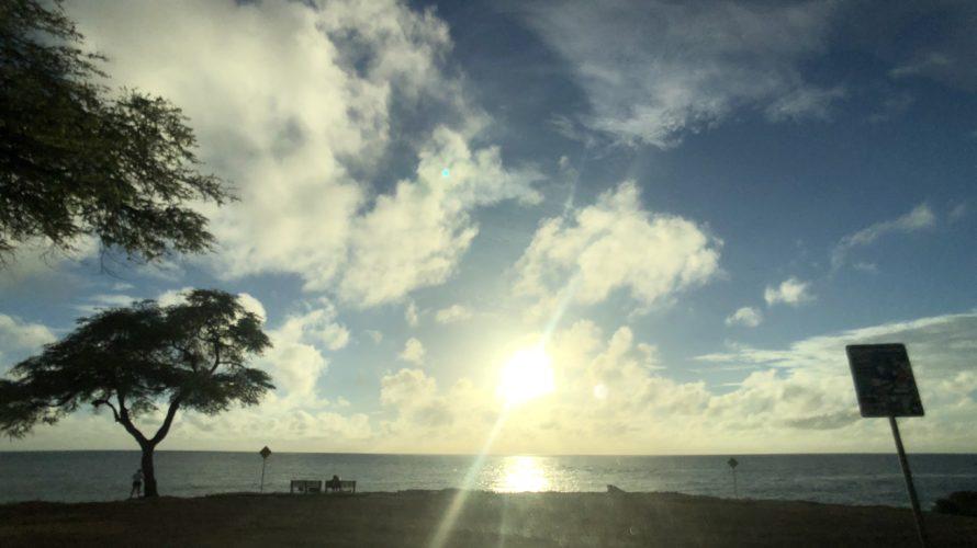 2019 GWのハワイ レンタカーはどこを使う?