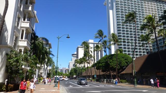 ハワイの交通取締強化!関西人は特に注意!